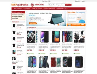 mallextreme.com screenshot