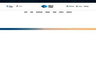mallofarabia.com.eg screenshot