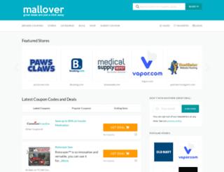 mallover.com screenshot