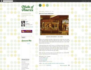 mallsofamerica.blogspot.com screenshot