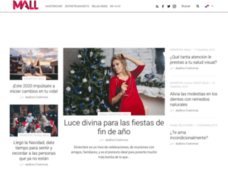 malltv.com.pa screenshot