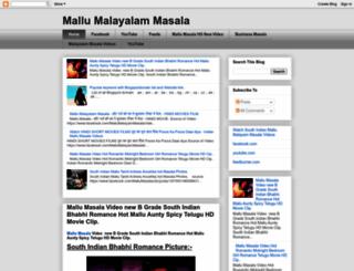 mallumalayammasalavdo.blogspot.in screenshot