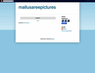 mallusareepictures.blogspot.com screenshot