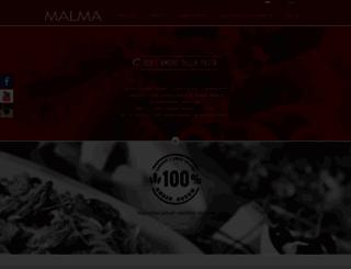malma.com screenshot