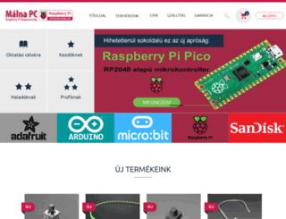 malnapc.hu screenshot