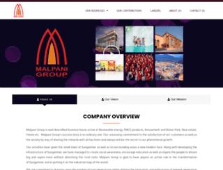 malpani.com screenshot