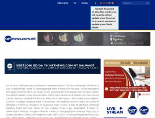 maltarightnow.com screenshot
