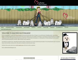 maltesematchmaker.com screenshot
