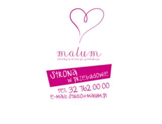 malum.pl screenshot