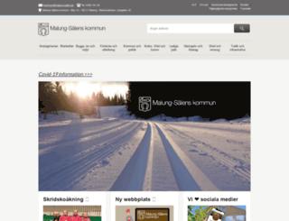 malung-salen.se screenshot
