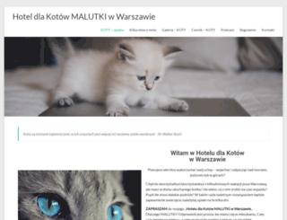 malutki.eu screenshot