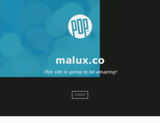 malux.co screenshot