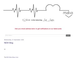 malvablog.com screenshot