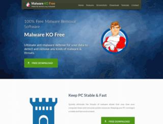malwareko.com screenshot