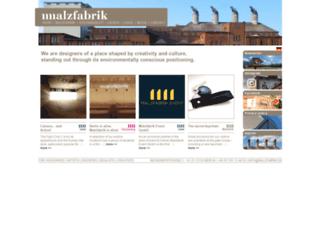 malzfabrik.de screenshot