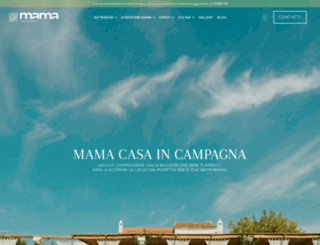 mamacasaincampagna.it screenshot