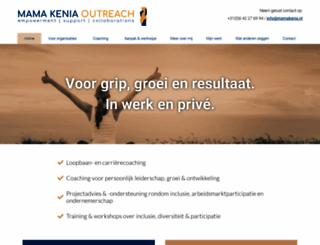 mamakenia.nl screenshot