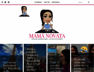 mamanovata.net screenshot