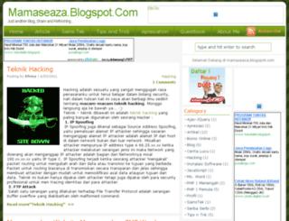 mamaseaza.blogspot.com screenshot