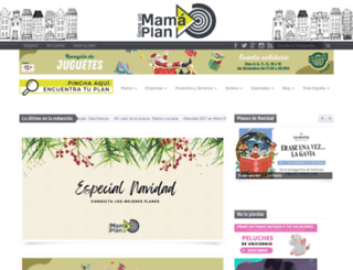mamatieneunplan.com screenshot