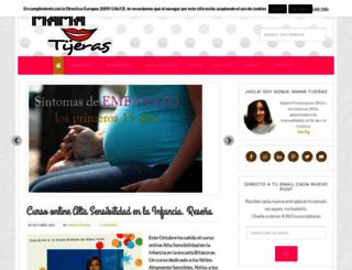 mamatijeras.com screenshot
