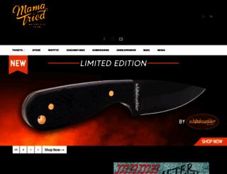 mamatriedshow.com screenshot