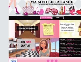mameilleureamie.com screenshot