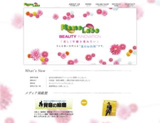 mamelabo.com screenshot