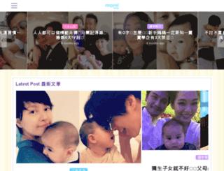 mami.bessup.com screenshot