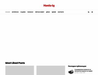 mamita-bg.com screenshot