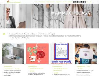 mammachecasa.blogspot.it screenshot