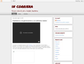 mammaincorriera.blogspot.it screenshot