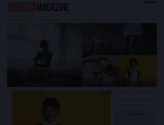 mammemagazine.it screenshot