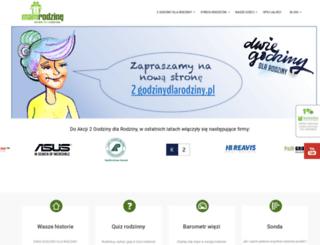 mamrodzine.pl screenshot