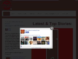 man-united-football-club.webs.com screenshot