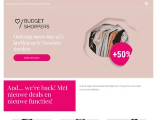 man.budget-shoppers.nl screenshot