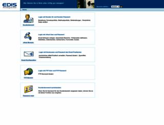 manage.edis.at screenshot