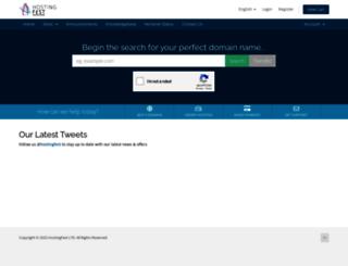 manage.hostingfest.com screenshot