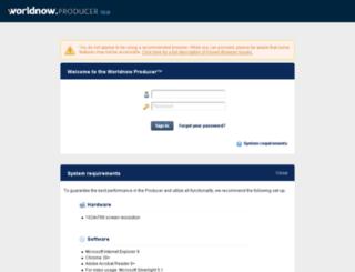 managekqcd.worldnow.com screenshot