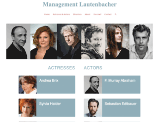 management-lautenbacher.de screenshot