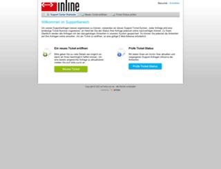 management.inline.de screenshot