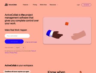 manageprojects.com screenshot