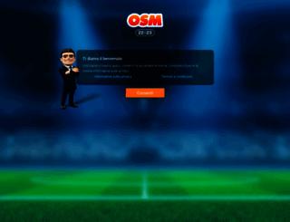 managerdicalcio.it screenshot