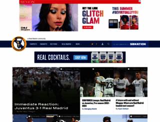 managingmadrid.com screenshot