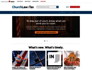 managingyourchurch.com screenshot