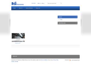 manaksia.com screenshot