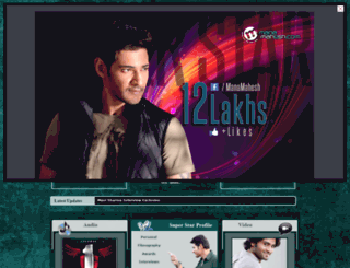 manamahesh.com screenshot