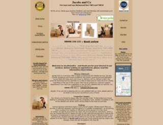 manandvanrichmond.co.uk screenshot