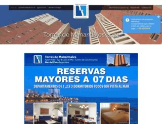 manantiales.com.ar screenshot