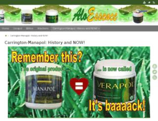 manapol.info screenshot